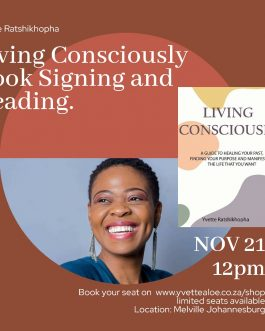 Living Consciously Book Signing Event